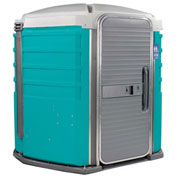 PolyJohn® We'll Care™ ADA Compliant Portable Restroom Aqua - SA1-1000