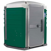 PolyJohn® We'll Care™ ADA Compliant Portable Restroom Evergreen - SA1-1003
