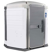 PolyJohn® We'll Care™ ADA Compliant Portable Restroom White - SA1-1008