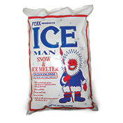 Perk Ice Man Ice & Snow Melter, 25 Lb. Bag - SM-1900-25 - Pkg Qty 100