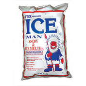 Perk Ice Man Ice & Snow Melter, 50 Lb. Bag - SM-1900-50 - Pkg Qty 49