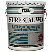 Sure Seal WB-15% Non-Yellowing Acrylic Sealer, 5 Gallon Pail 1/Case - WB-15NY