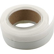 """Primeline Products KD 16558 15' X 3/4"""" Grip Strip Reclosable Fastener Strip, Clear"""