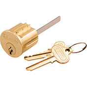 Primeline Products SE 70007 Brass Key Lock Cylinder - Boxed
