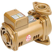 All Bronze Series PL 55B Pump 2/5HP 115V/60/1