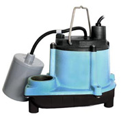 Little Giant 506171 6 Series Submersible Sump Pump - 10'L Cord