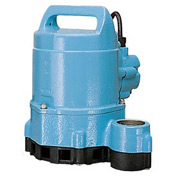 Little Giant 511610 10E Series High Temperature Manual Operation Submersible Effluent Pump