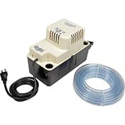 Little Giant® Condensate Removal Pump VCMA-15ULT, Automatic, 115V, 65 GPH At 1', 15' Lift
