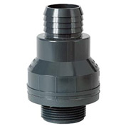 Little Giant 599059 CV-114/112 Mult-Pipe Size Flapper Style Check Valve