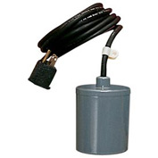 Little Giant 599128 Piggyback Mechanical Float Switch for 208/230 Volt Pumps up to 13 Amps