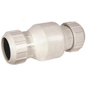 Little Giant 940022 CV-SE2 Full-Flow Compression Fittings Check Valve
