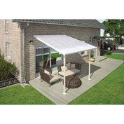 Feria™ HG9310 Patio Cover Kit 10'L x 10''W White