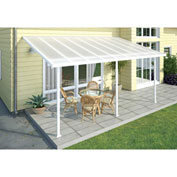 Feria™ HG9320 Patio Cover Kit 10'L x 20''W White