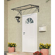"Venus™ 1350 HG9530 Door Awning - 34""L x 53""W Clear"