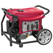 Powermate PMC145500, CX5500, Portable Generator, 5500W, Gasoline, Recoil Start, EPA/CSA/CARB