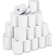"PM Company® Recycled Receipt Rolls 02682, 3-1/4"" x 150', White, 50 Rolls/Carton"