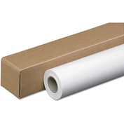 "PM Company® Wide-Format Inkjet Paper Roll 46300, 36"" x 300', White, 1 Roll"