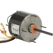 US Motors 1876, Condenser Fan, 1/4 HP, 1-Phase, 1075 RPM Motor