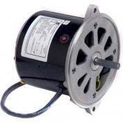 US Motors 2302, OEM Oil Burner Rplacement, 1/4 HP, 1-Phase, 3450 RPM Motor