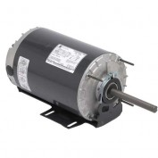 US Motors 2896, Condenser Fan, 1 1/2 HP, 1-Phase, 1075 RPM Motor