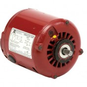 US Motors 3257, Hot Water Circulating Pump, 1/6 HP, 1-Phase, 1725 RPM Motor