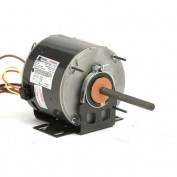 US Motors 4960, Condenser Fan, 1/3 HP, 1-Phase, 1075 RPM Motor
