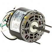 US Motors 6873, Direct Drive Fan & Blower, 1/3 HP, 1-Phase, 825 RPM Motor