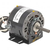 US Motors 722P, Shaded Pole 21/29 Frame Replacement, 1/6 HP, 1-Phase, 1550 RPM Motor
