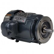 US Motors, TEFC, 1 HP, 3-Phase, 1755 RPM Motor, 8P1P2CCR2