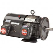 US Motors Open Loop Vector Duty, 1 HP, 3-Phase, 1750 RPM Motor, B1T2BC