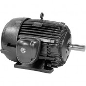 US Motors, TEFC, 250 HP, 3-Phase, 3575 RPM Motor, C250P1CS