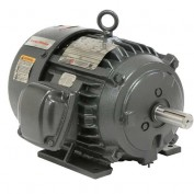 US Motors, TEFC, 3 HP, 3-Phase, 3540 RPM Motor, C3P1BC