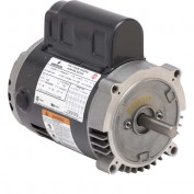 US Motors Gate, 1/2 HP, 1-Phase, 1625 RPM Motor, D12ARM2N9