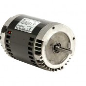 US Motors, ODP, 1/3 HP, 1-Phase, 1725 RPM Motor, D13C2JCR