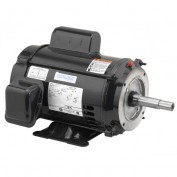 US Motors Pump, 5 HP, 1-Phase, 1740 RPM Motor, DJ5C2K21M