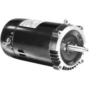 3-Phase Pool & Spa, Square & C-Face Flange, 1 HP, 3-Phase, 3450 RPM, EH514