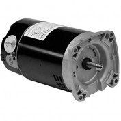 US Motors Pool & Spa, Square Flange, 1 1/2 HP, 1-Phase, 3450 RPM Motor, ET3215