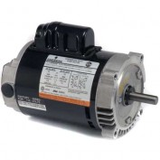 US Motors Pump, 3 HP, 1-Phase, 3450 RPM Motor, EU3002B