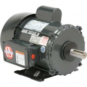US Motors Farm Duty, 1/2 HP, 1-Phase, 3450 RPM Motor, FD12CA1PZ