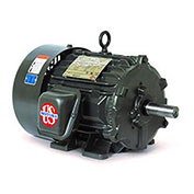 US Motors Hostile Duty TEFC, 10 HP, 3-Phase, 1760 RPM Motor, H10P2D