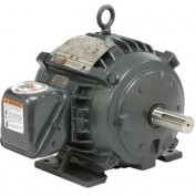 US Motors HVW1E4B, Cooling Tower Duty Motor, 1 HP, 3-Phase, 875 RPM Motor
