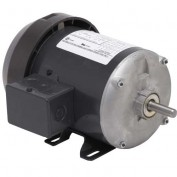 US Motors, TEFC, 1/4 HP, 1-Phase, 1140 RPM Motor, T14B3P9