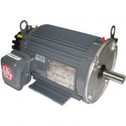 US Motors ACCU-Torq Vector Duty, 3 HP, 3-Phase, 1180 RPM Motor, UN3T3BC