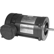 US Motors, TEFC Hazardous Location, 3 HP, 3-Phase, 1755 RPM Motor, X3E2BCR