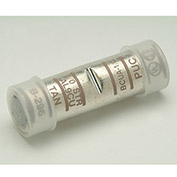 Penn-Union BCUA4/0, Alum, Crimp Splice, Std Barrel Tin Plated, for Alum & Copper, 4/0 AWG,White - Pkg Qty 10