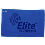 Jewel Collection Customized Golf Towel, Silk Screen, Colors