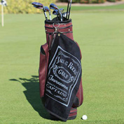 Diamond Collection Promotional Golf Towel, Corner Grommet & Hook, Silk Screen, Colors