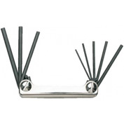 Proto J4992 8 Pc. Folding Hex Key Sets