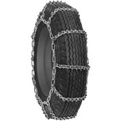 3800 Series Single Truck & Bus V-BAR Tire Chains (Pair) - 0381055