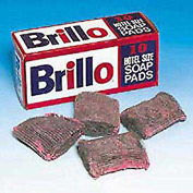 Brillo Steel Wool Soap Pad - 10 Ct. - PUXW240000